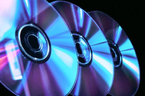 Optical Disk Shredding